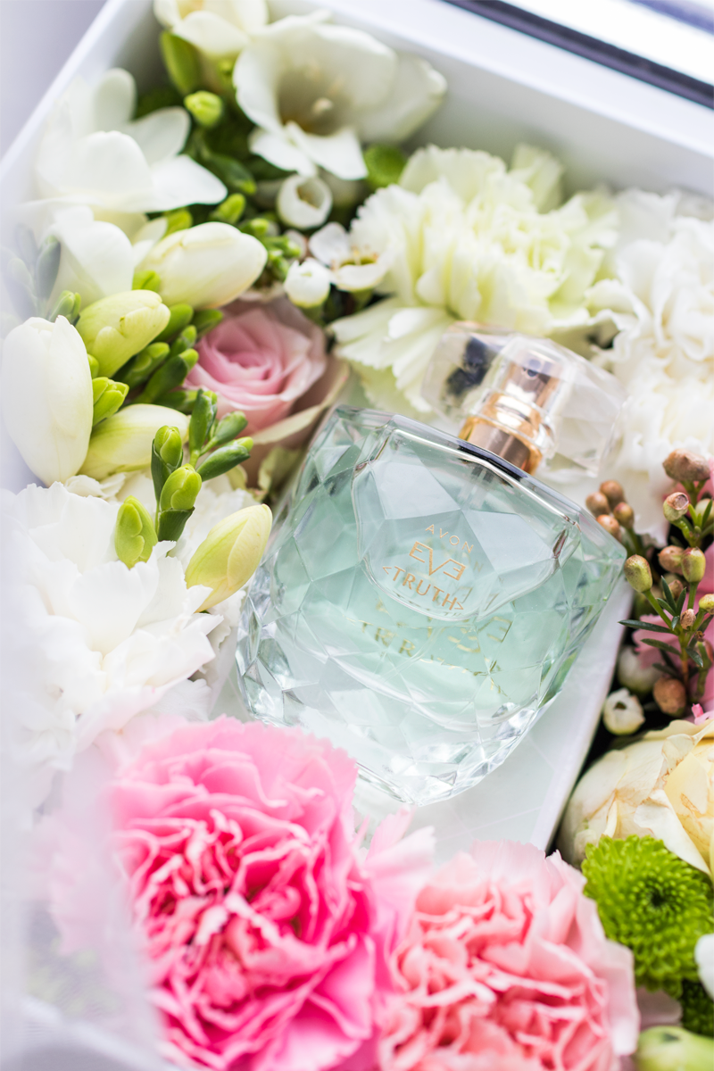 perfumy Avon Eve Truth Agu blog